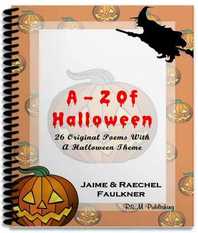 A - Z Of Halloween