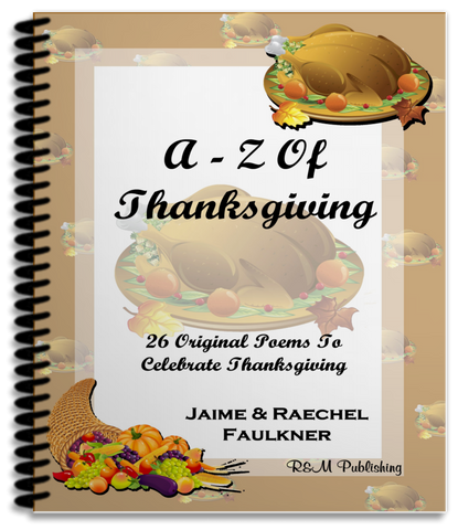 A - Z Of Thanksgiving