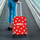 Ames Luggage Cover (Design B) - FREE SHIPPING
