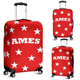 Ames Luggage Cover (Design C) - FREE SHIPPING