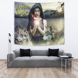Believe In Magic - Halloween Wall Tapestry - FREE SHIPPING