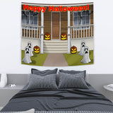 Trick Or Treat - Halloween Wall Tapestry - FREE SHIPPING