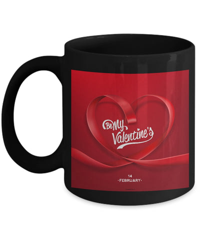 Be My Valentine Mug #3 (8 Options Available)