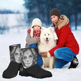 Calavera Fresh Look Design #1 Faux Fur Boots!