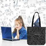 Mathematica Cloth Tote Design #2