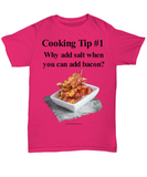 Cooking Tip #1 Unisex Tee
