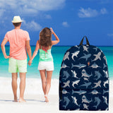 Shark Pattern #1 Backpack - FREE SHIPPING