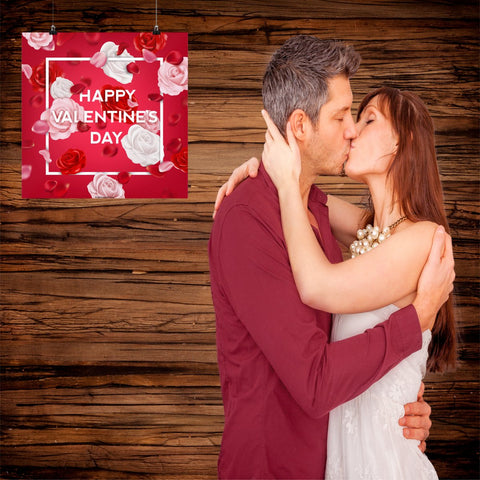 Happy Valentine's Day Wall Poster #21