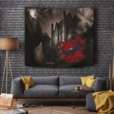 Creep It Real - Halloween Wall Tapestry - FREE SHIPPING