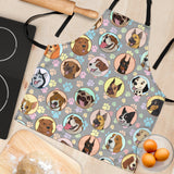 Dogs Galore Apron - FREE SHIPPING