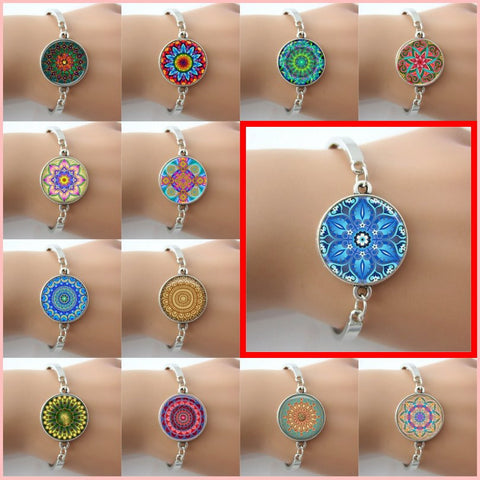 Mandala Bracelet - 19 Great Designs