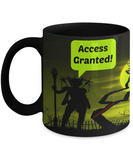 Access Granted 11 fl. oz. Black (Front)