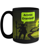 Access Granted 15 fl. oz. Black (Front)