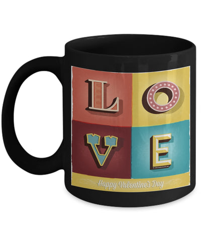 Happy Valentine's Day Mug #11 (8 Options Available)