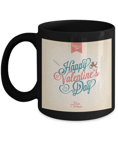 Happy Valentine's Day Mug #20 (8 Options Available)