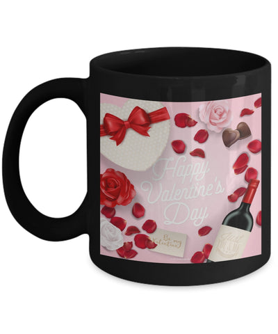 Happy Valentine's Day Mug #22 (8 Options Available)