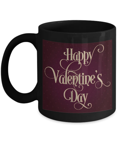 Happy Valentine's Day Mug #7 (8 Options Available)