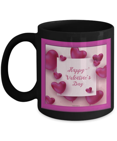 Happy Valentine's Day Mug #9 (8 Options Available)