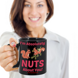 I'm Absolutely Nuts About You!