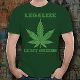Legalize Leafy Greens - Unisex