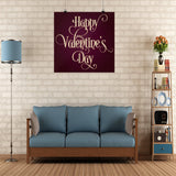Happy Valentine's Day Wall Poster #7