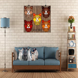 Fancy Pants Cat Wall Poster (5 Colors Available)