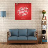 Happy Valentine's Day Wall Poster #13