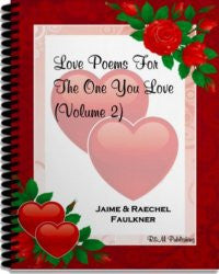 Love Poems For The One You Love (Volume 2)