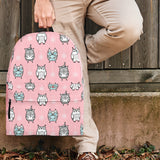 Wildlife Collection - Owls (Design #3) Backpack - FREE SHIPPING