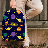 Planets Backpack Design #1 - FREE SHIPPING