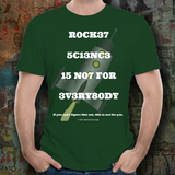 Rocket Science - Unisex