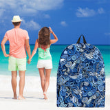 Nautical Design Backpack (Sky Blue) - FREE SHIPPING