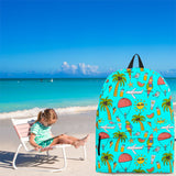 Summer Vacation Backpack (Cyan) - FREE SHIPPING