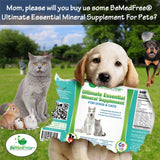 BeMedFree® Ultimate Essential Mineral Supplement For Pets