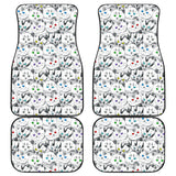 Cats Galore Car Floor Mats (Front & Back) - FREE SHIPPING