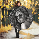 Calavera Fresh Look Design #2 Umbrella (Vintage Retro) - FREE SHIPPING