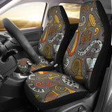 Classic Music Car Seat Covers - FREE SHIPPING