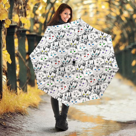 Cats Galore Umbrella - FREE SHIPPING