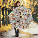 Dogs Galore Umbrella (Paw Prints) - FREE SHIPPING
