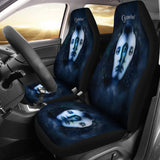 Gemini Zodiac Sign Car Seat Covers - FREE SHIPPING