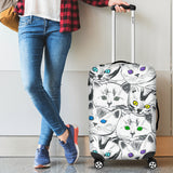 Cats Galore Luggage Cover - FREE SHIPPING