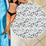Cats Galore Beach Blanket - FREE SHIPPING