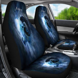 Aries Zodiac Sign Car Seat Covers - FREE SHIPPING