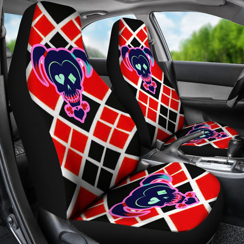 Harley Quinn Design #1 Car Seat Covers - FREE SHIPPING