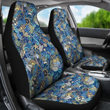 Nautical Design Car Seat Covers (Marina)  - FREE SHIPPING