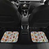 Dogs Galore Car Floor Mats (Front & Back) - FREE SHIPPING