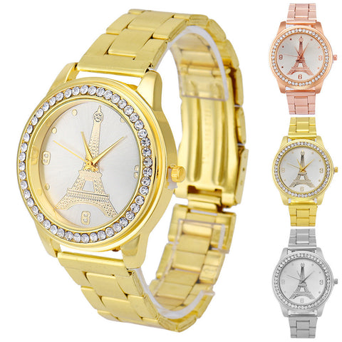 Sexy Women's Holiday Watch – In 3 Stunning Colors!