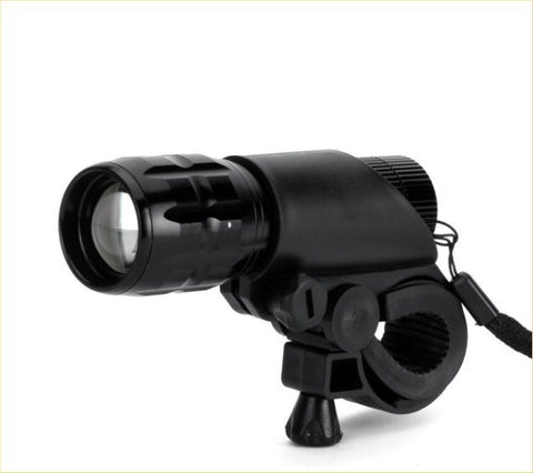 Super-Bright 2000 Lumens - LED Waterproof Bicycle Handlebar Light!