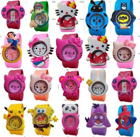 Unisex Cartoon Style Quartz Watch – In 18 Fun Designs!