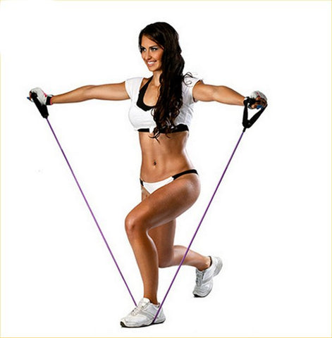 Women's Resistance Bands – In 5 Strengths!